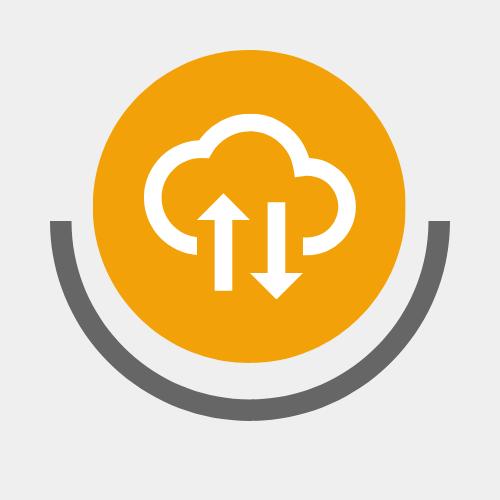 Backup symbol
